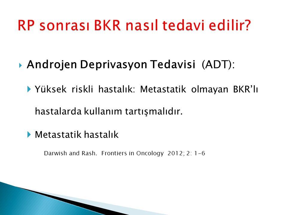 RP sonrası BKR nasıl tedavi edilir