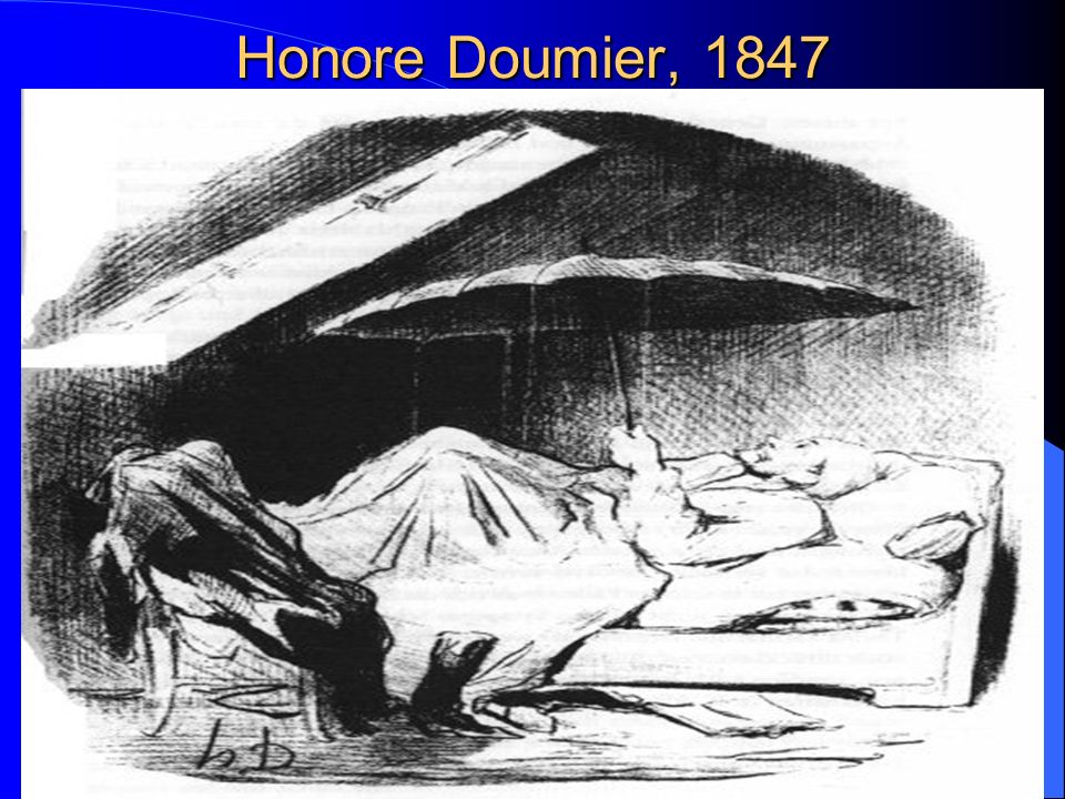 Honore Doumier, 1847