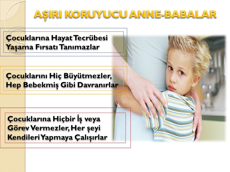 AŞIRI KORUYUCU ANNE-BABALAR