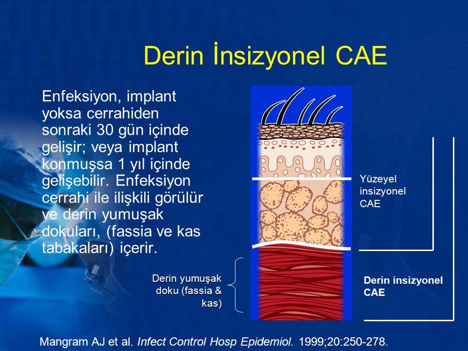 Derin İnsizyonel CAE