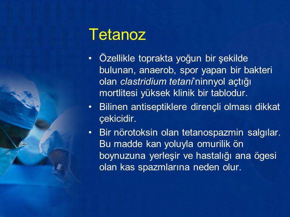 Tetanoz