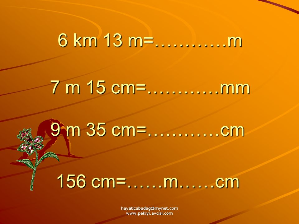 hayaticabadag@mynet.com www.pekiyi.avcisi.com