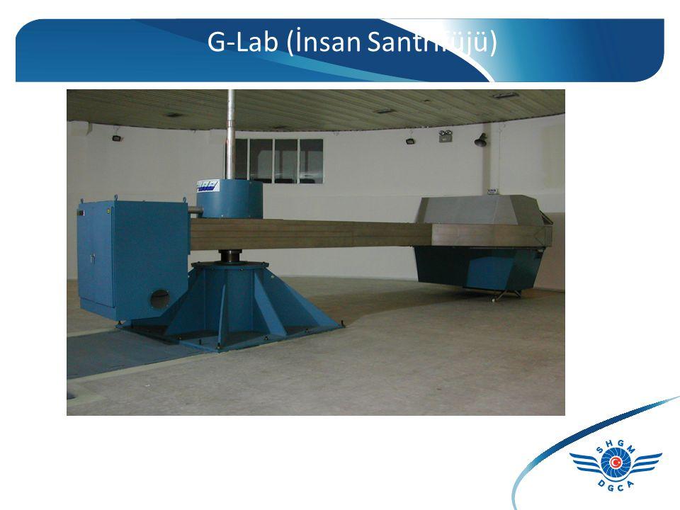 G-Lab (İnsan Santrifüjü)