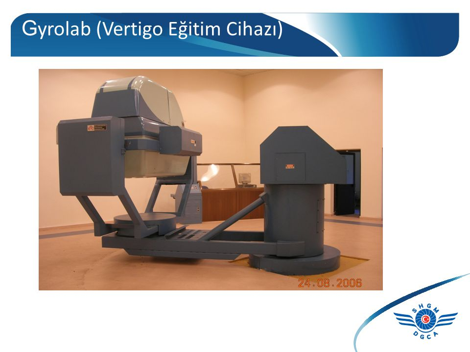 Gyrolab (Vertigo Eğitim Cihazı)