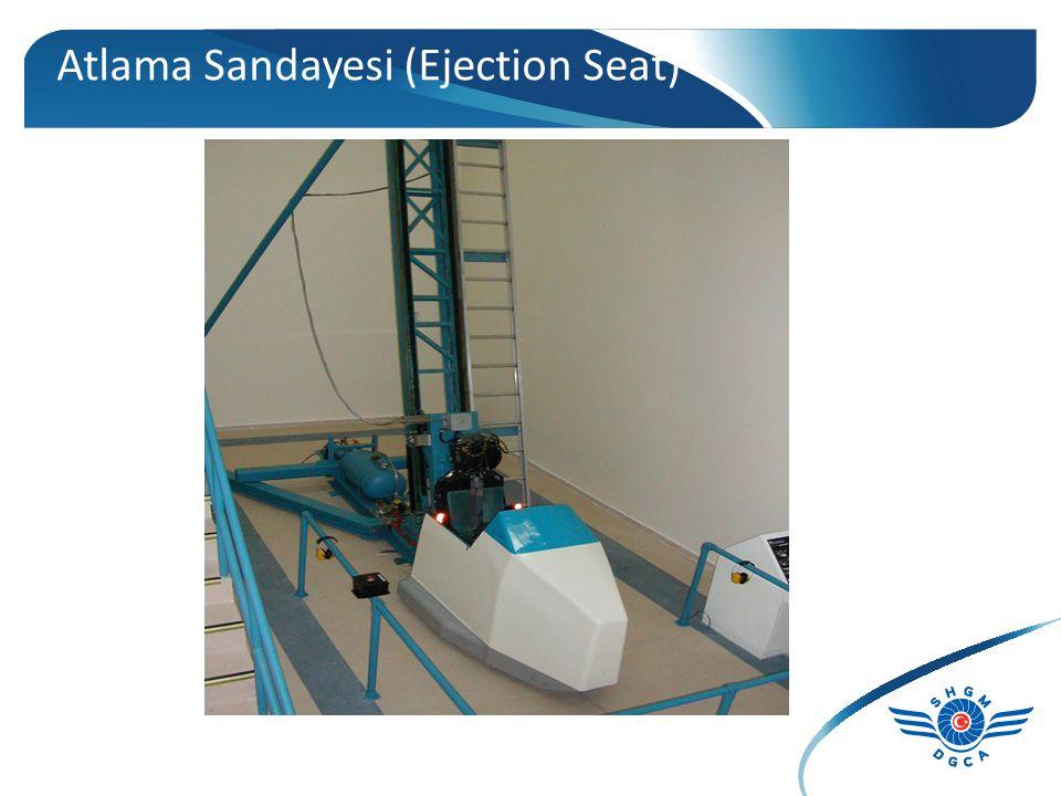 Atlama Sandayesi (Ejection Seat)