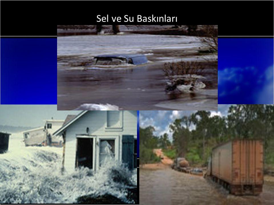Sel ve Su Baskınları