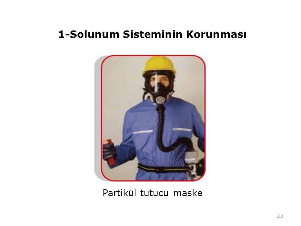 1-Solunum Sisteminin Korunması