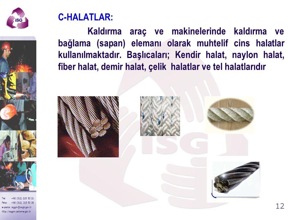 C-HALATLAR: