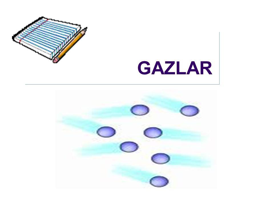 GAZLAR Not eklemek için tıklatın