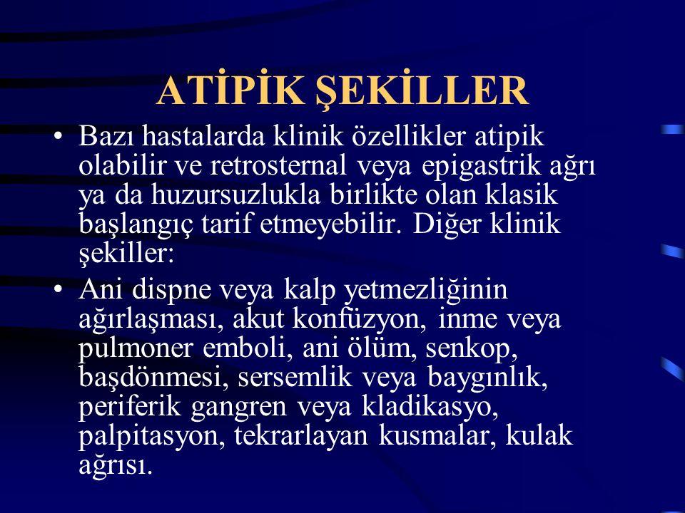 ATİPİK ŞEKİLLER