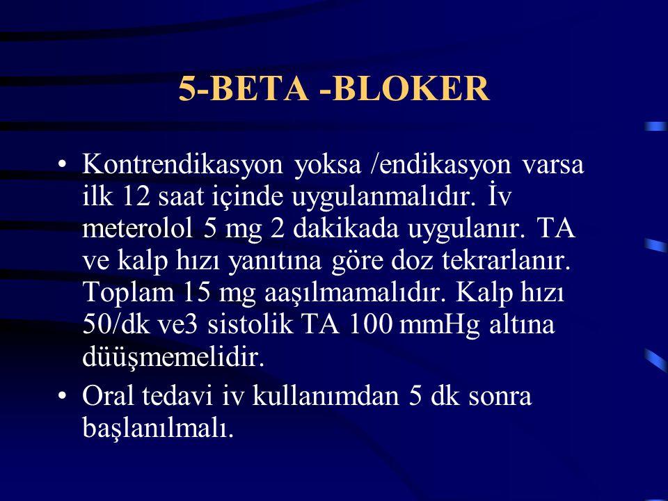 5-BETA -BLOKER