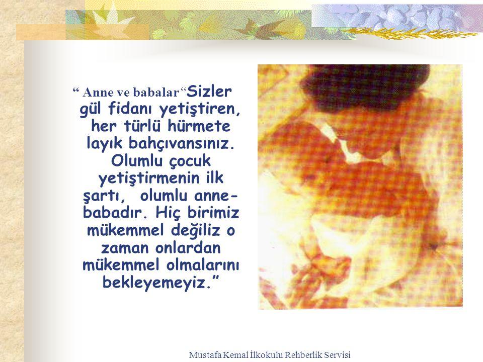 Mustafa Kemal İlkokulu Rehberlik Servisi