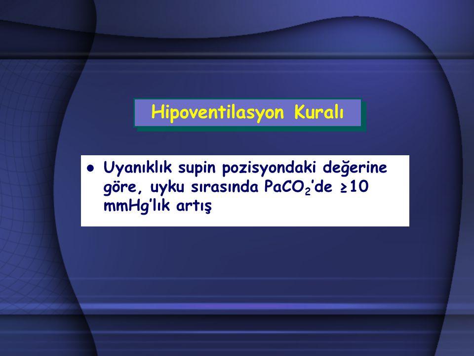 Hipoventilasyon Kuralı