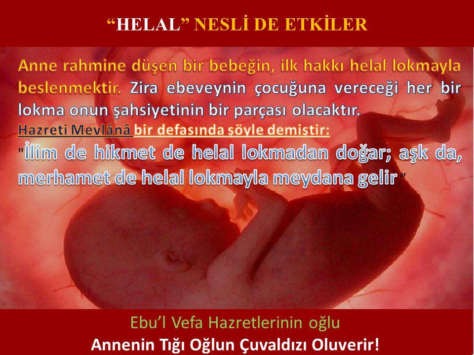 HELAL NESLİ DE ETKİLER Annenin Tığı Oğlun Çuvaldızı Oluverir!