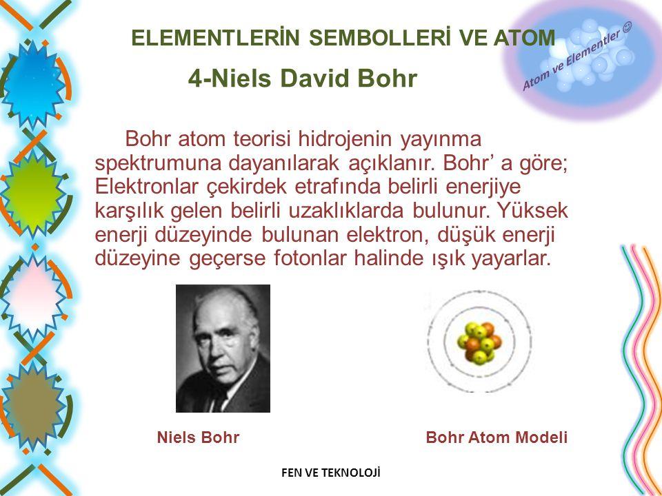 4-Niels David Bohr
