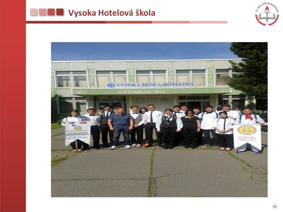 Vysoka Hotelová škola