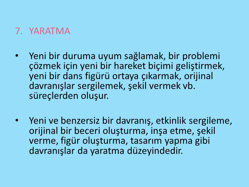YARATMA