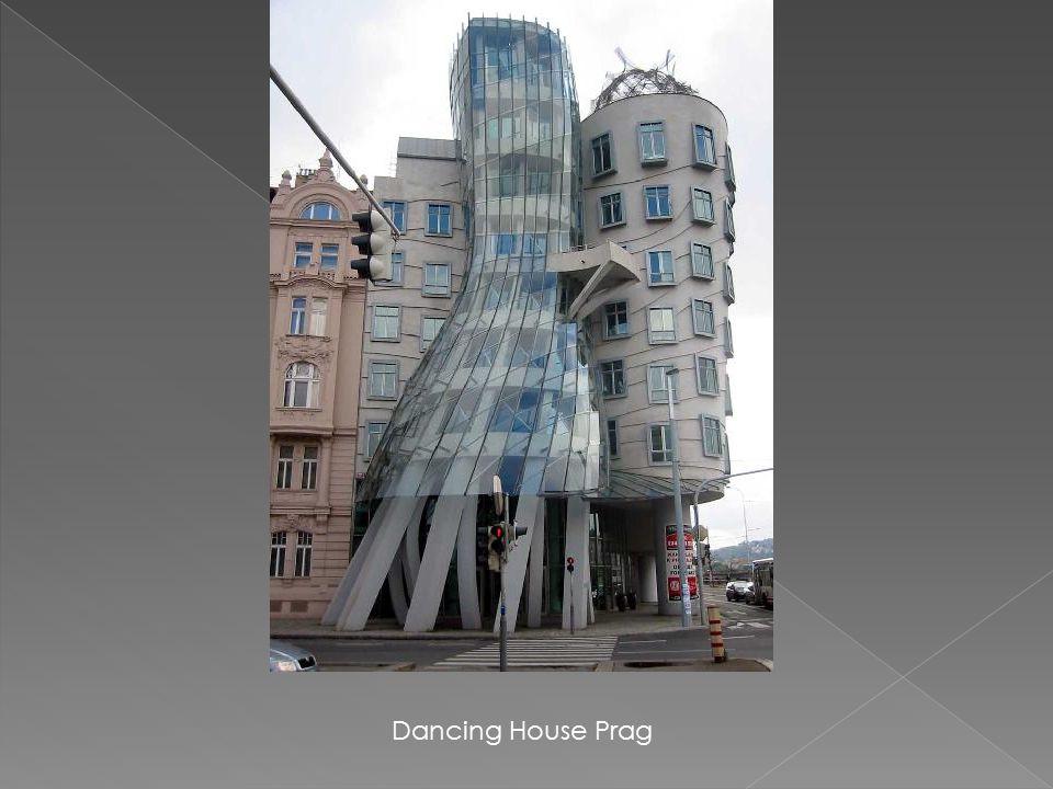 Dancing House Prag
