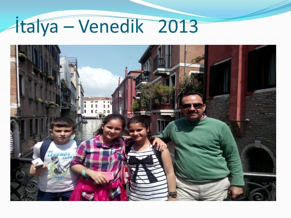 İtalya – Venedik 2013