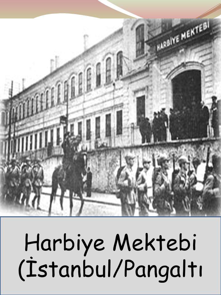 Harbiye Mektebi (İstanbul/Pangaltı