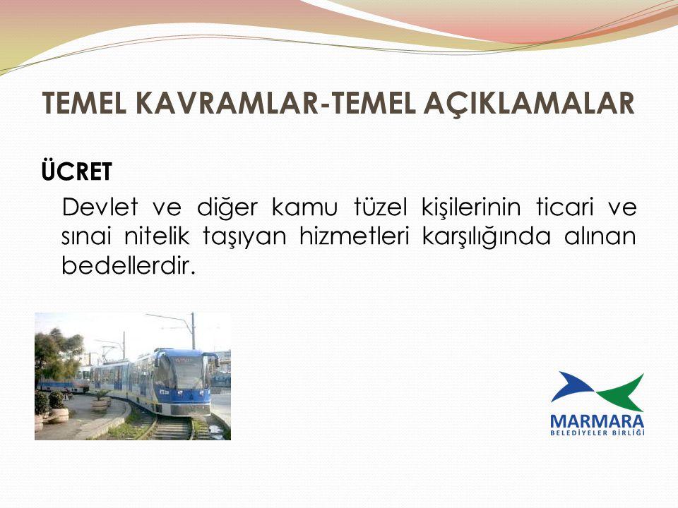 TEMEL KAVRAMLAR-TEMEL AÇIKLAMALAR