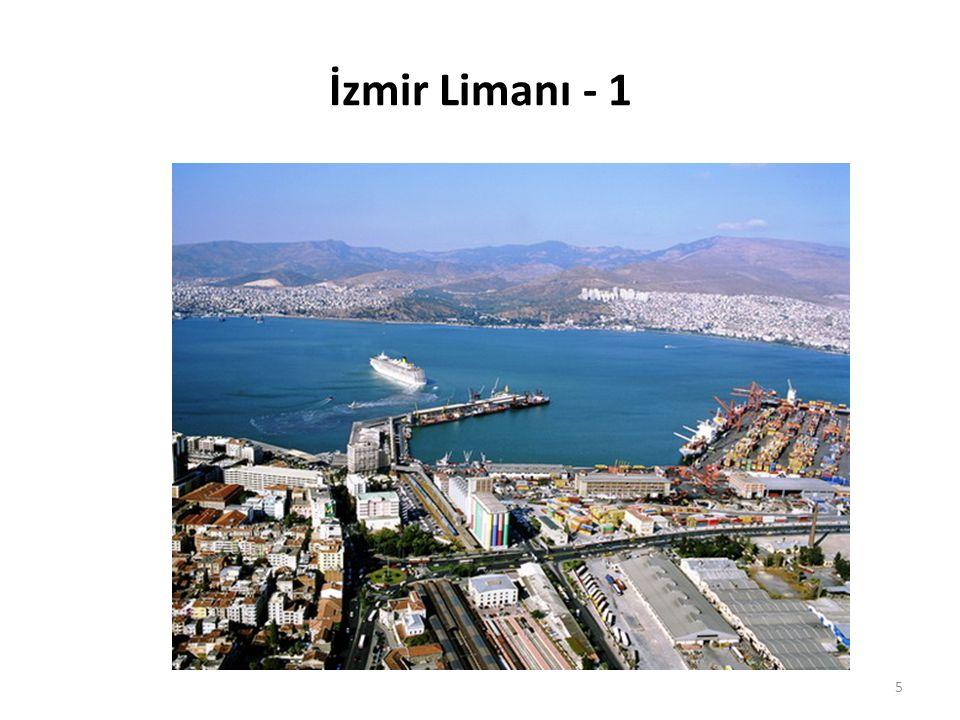 İzmir Limanı - 1