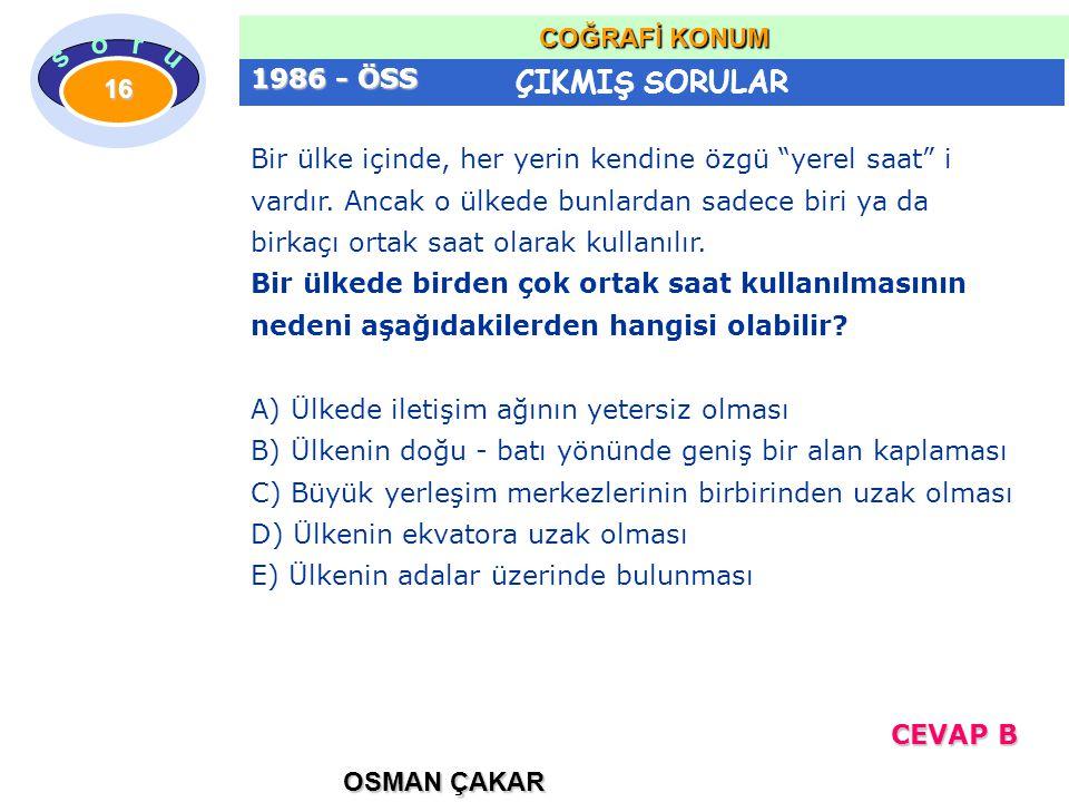 1986 - ÖSS