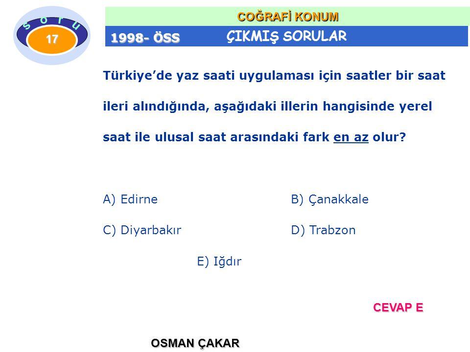 1998- ÖSS