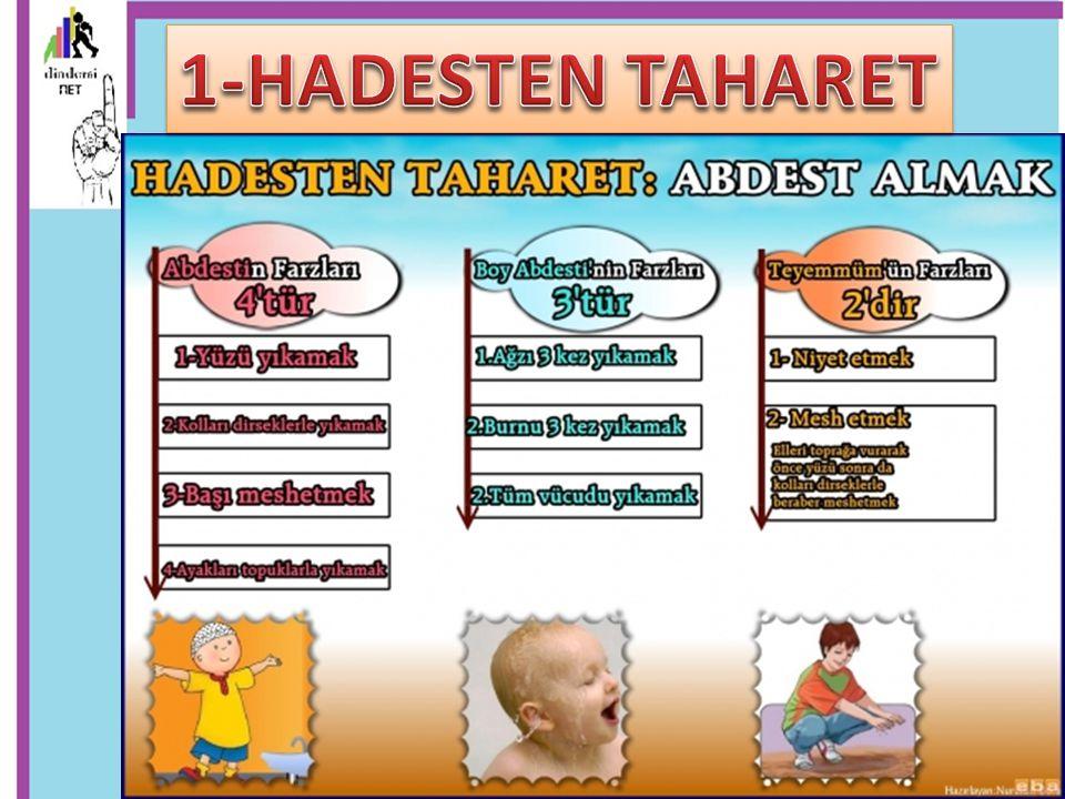 1-HADESTEN TAHARET . .