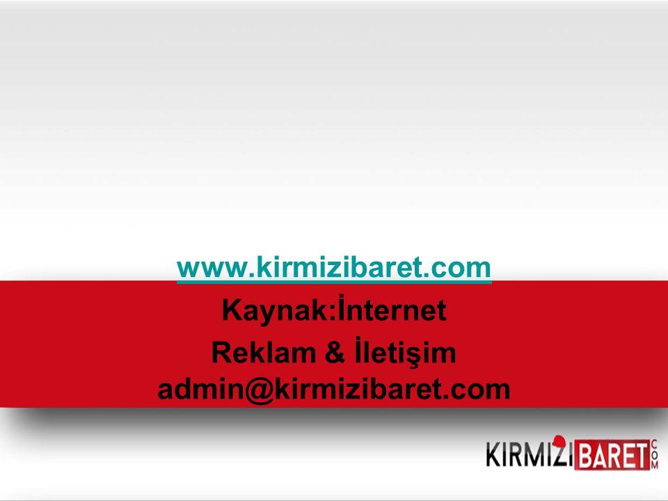 Reklam & İletişim admin@kirmizibaret.com
