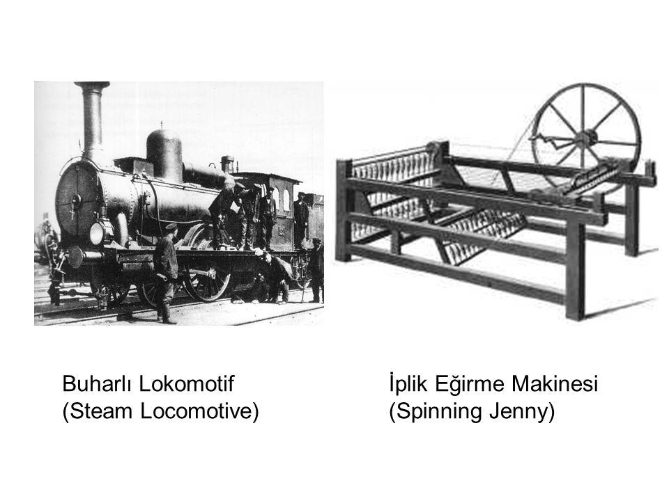 Buharlı Lokomotif (Steam Locomotive)