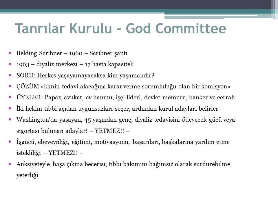 Tanrılar Kurulu - God Committee