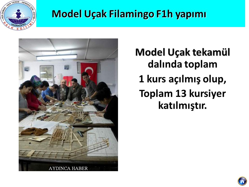 Model Uçak Filamingo F1h yapımı