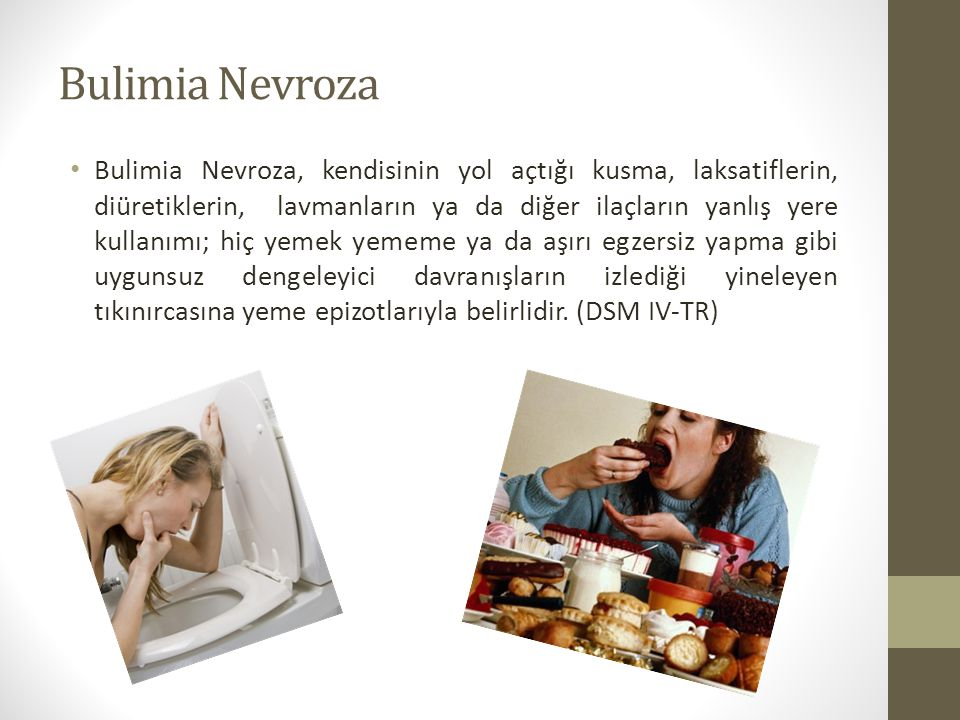 Bulimia Nevroza