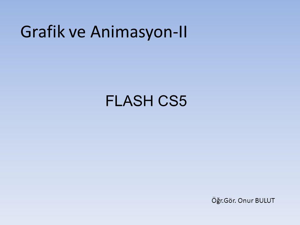 Grafik ve Animasyon-II