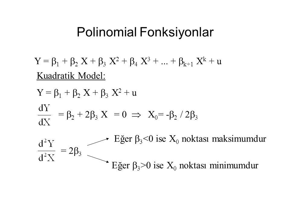 Polinomial Fonksiyonlar