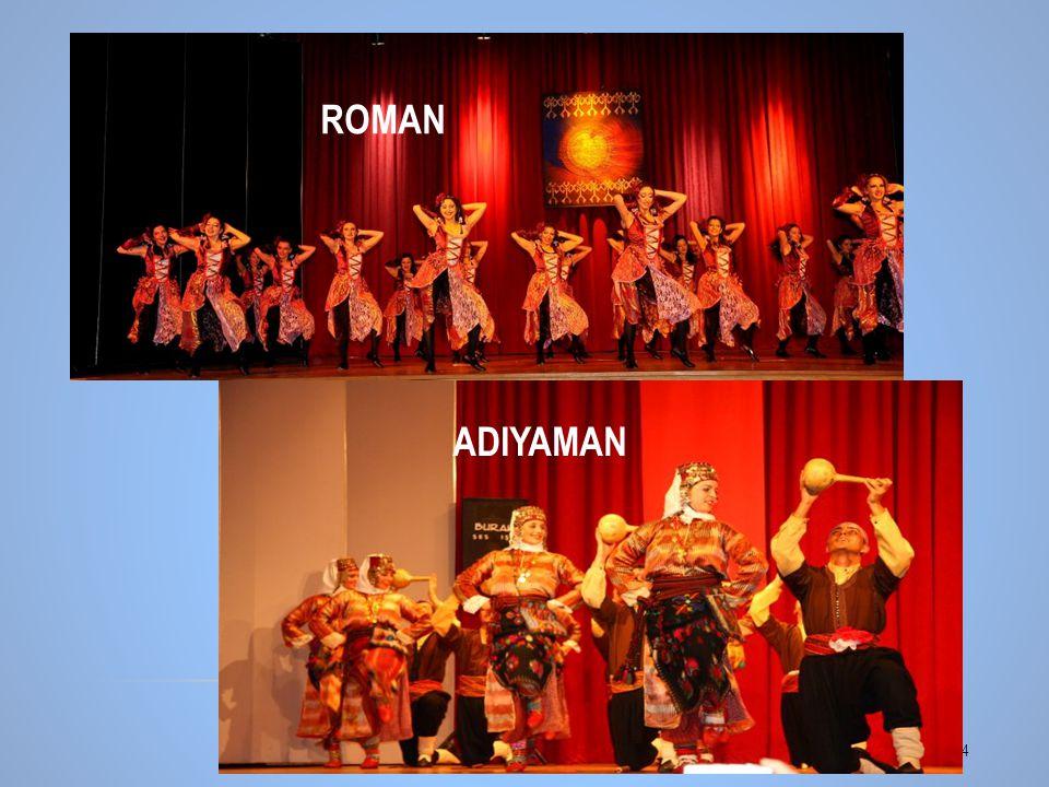 ROMAN ADIYAMAN
