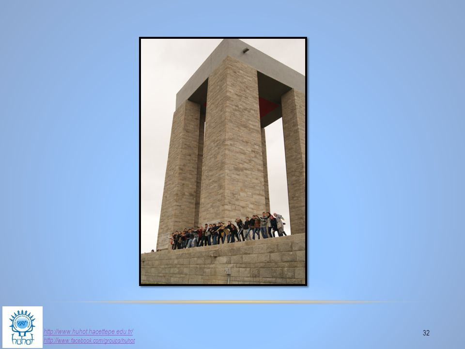 http://www.huhot.hacettepe.edu.tr/ http://www.facebook.com/groups/huhot