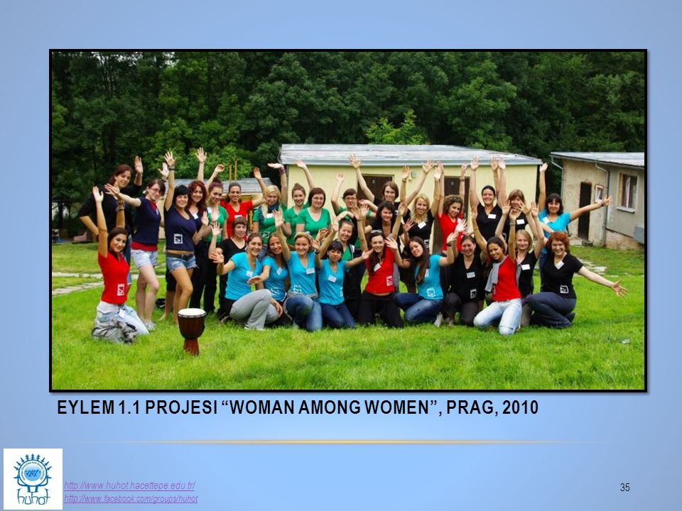 Eylem 1.1 Projesi Woman Among Women , Prag, 2010