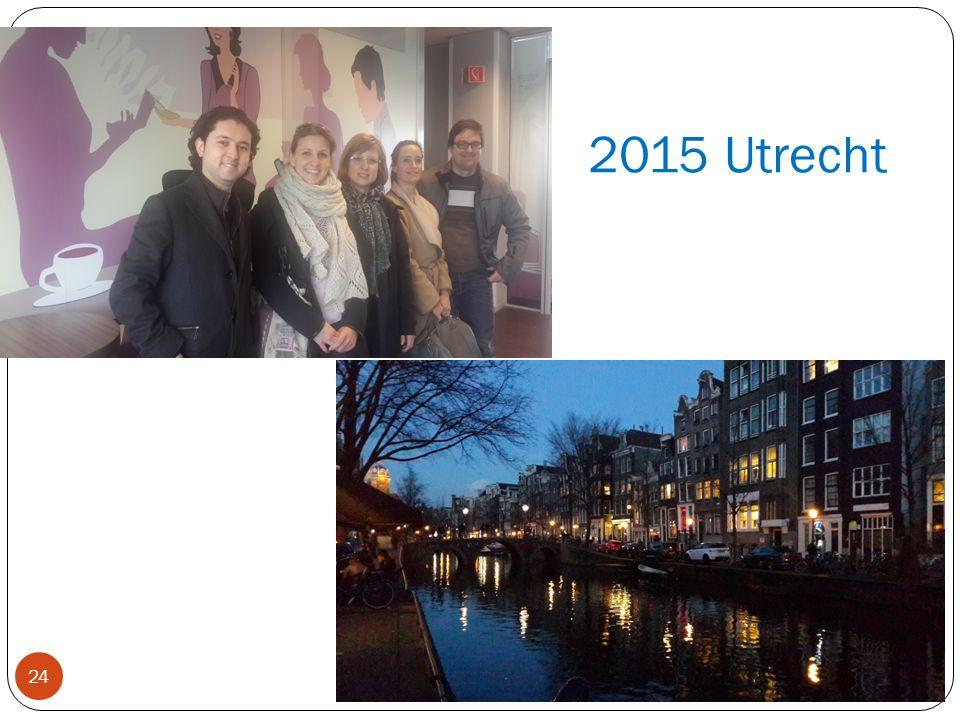 2015 Utrecht 14.05.2015