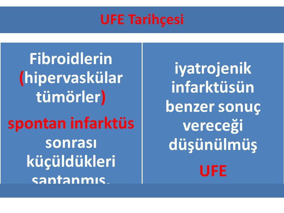 Fibroidlerin (hipervaskülar tümörler)