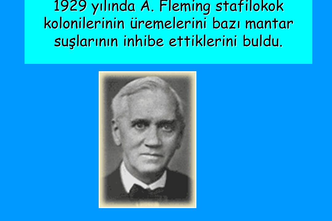 1929 yılında A.