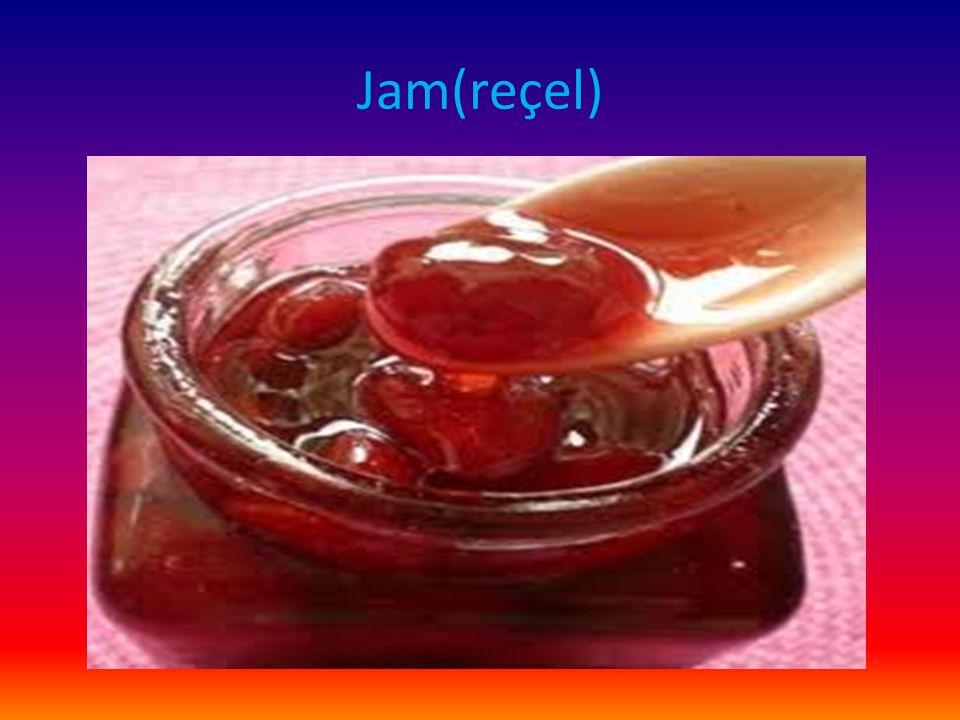 Jam(reçel)