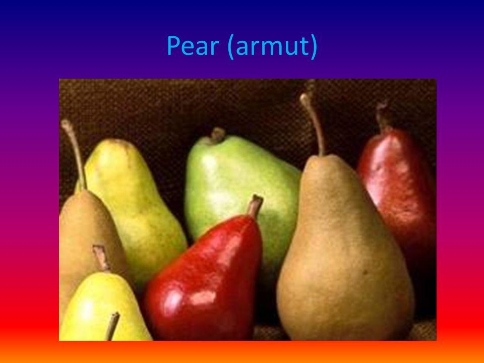 Pear (armut)