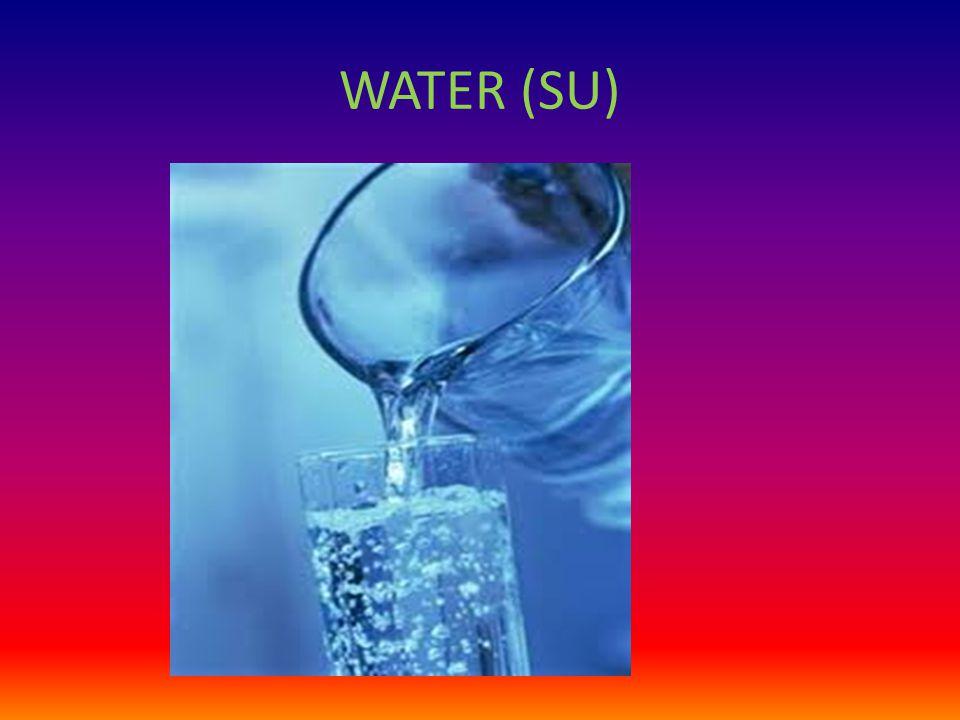 WATER (SU)
