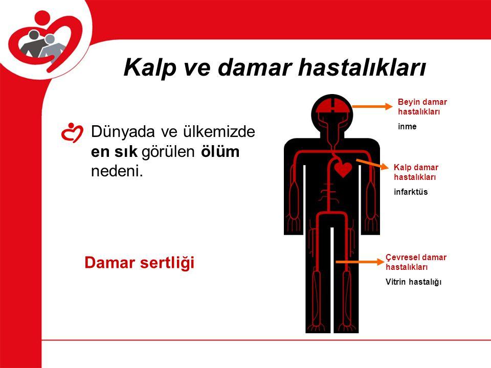 Kalp ve damar hastalıkları