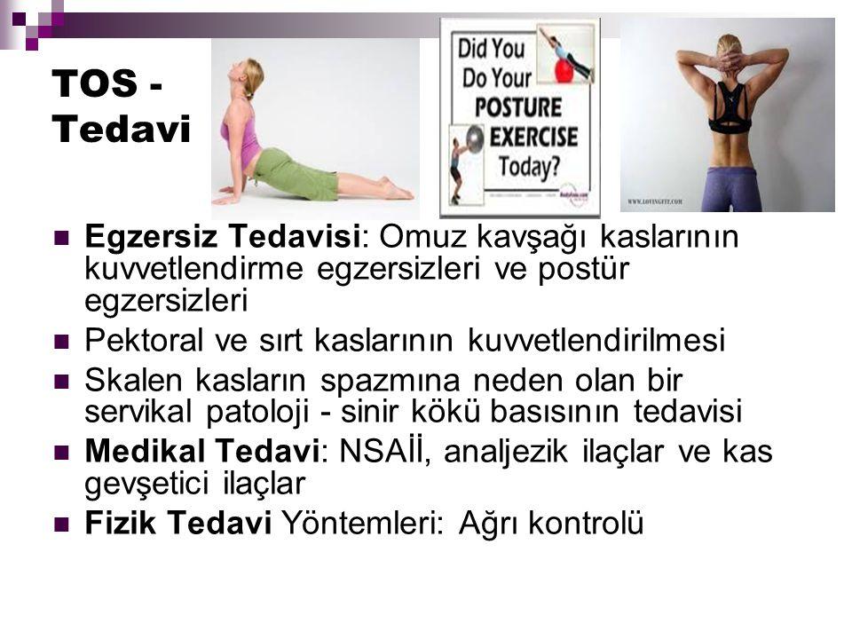 TOS - Tedavi