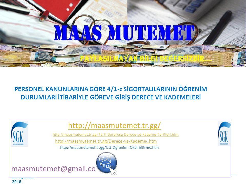 http://maasmutemet.tr.gg/ maasmutemet@gmail.com