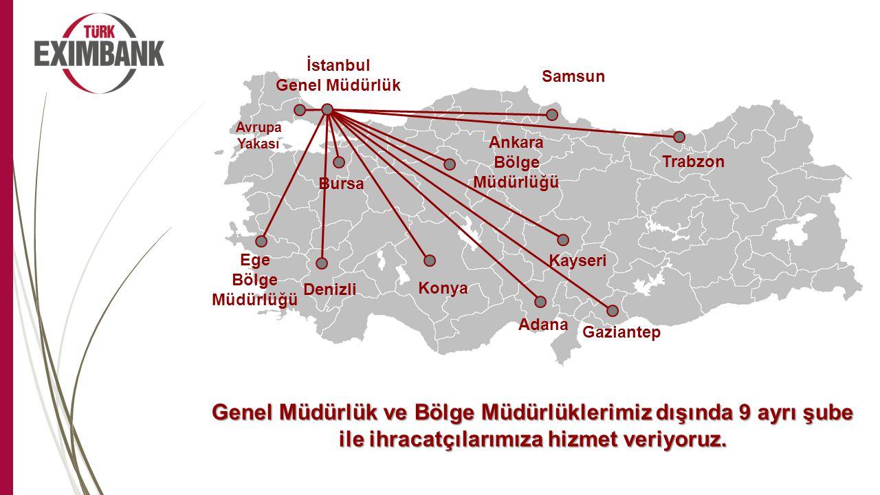 İstanbul Genel Müdürlük. Samsun. Bankamız Hakkında. Bankamız Misyonu. Avrupa Yakası. Ankara. Bölge.