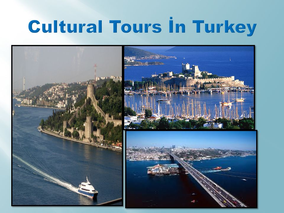 Cultural Tours İn Turkey